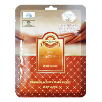 "3W Clinic ""Fresh Placenta Mask Sheet"""