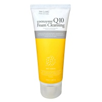 "3W Clinic ""Coenzyme Q10 Foam Cleansing Anti Sebum"""