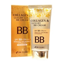 "3W Clinic ""Collagen & Luxury Gold BB Cream"""