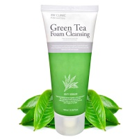"3W Clinic ""Green Tea Foam Cleansing Anti Sebum"""