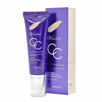 "Deoproce ""Violet CC Cream 21 Light Beige"""