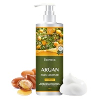 "Deoproce ""Argan Silky Moisture Shampoo"" 1000ml"