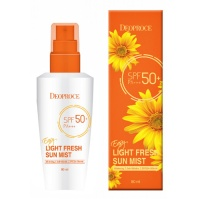 "Deoproce ""Easy Light Fresh Sun Mist"""