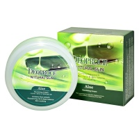 "Deoproce ""Natural Skin Aloe Nourishing Cream"""
