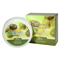 "Deoproce ""Natural Skin Olive Nourishing Cream"""