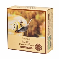 "Deoproce ""Snail Recovery Soap"""