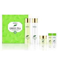 "Deoproce ""Premium Green Tea Total Solution Skin Care 3 Set"""