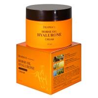 "Deoproce ""Horse Oil Hyalurone Cream"""