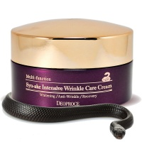 "Deoproce ""Syn-Ake Intensive Wrinkle Care Cream"""
