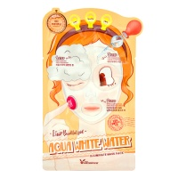 "Elizavecca ""3-step Aqua White Water Illuminate Mask Sheet"""