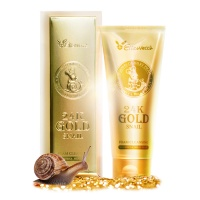 "Elizavecca ""24K Gold Snail Cleansing Foam"""