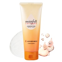 "Etude House ""Moistfull Collagen Cleansing Foam"""
