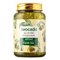 "FarmStay ""Avocado All-in-one Intensive Moist Ampoule"" 250ml"