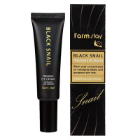 "FarmStay ""Black Snail Premium Eye Cream"""