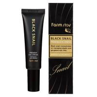"FarmStay ""Black Snail Premium Eye Cream"""