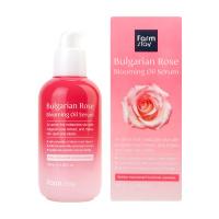 "FarmStay ""Bulgarian Rose Blooming Oil Serum"""
