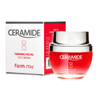"FarmStay ""Ceramide Firming Facial Eye Cream"""