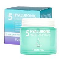 """FarmStay """"Hyaluronic 5 Water Drop Cream"""""""