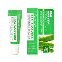 "FarmStay ""Real Aloe Vera Essential Lip Balm"""