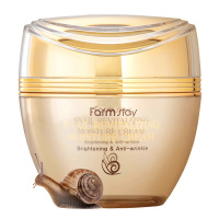 "FarmStay ""Snail Revitalizing Moisture Cream"""