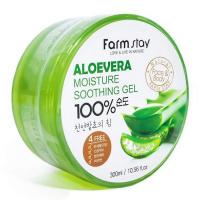 "FarmStay ""Aloe Vera Moisture Soothing Gel"" 300ml"