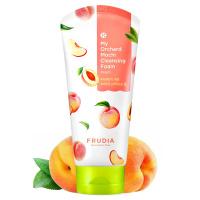 """Frudia """"My Orchard Mochi Cleansing Foam Peach"""""""