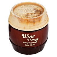 "Holika Holika ""Wine Therapy Sleeping Mask Red Wine"""