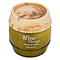 "Holika Holika ""Wine Therapy Sleeping Mask White Wine"""