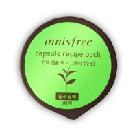 "Innisfree ""Сapsule recipe pack Green Tea"""