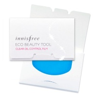 "Innisfree ""Beauty Tool Clear Oil Control Film"""
