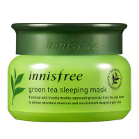 "Innisfree ""Green Tea Sleeping pack"""