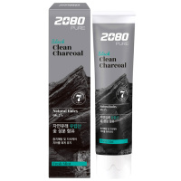 "Kerasys ""Dental Clinic 2080 Black Clean Charcoal Toothpaste"""