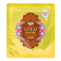 "Koelf ""Gold & Royal Jelly Hydro Gel Mask Pack"""