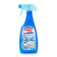 "Lion ""Look For Bathroom Cleaner"" Spray, 500ml"