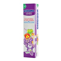 "Lion ""Kodomo  Enamel Protection & Cavity Prevention Children's Toothpaste"" Grapes"