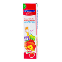 "Lion ""Kodomo Xylitol Plus Special Toothpaste Strawberry"""