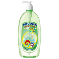 "Lion ""Kodomo Head to Toe Wash Apple Peach"""