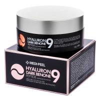 """Medi-Peel """"Hyaluron Dark Benone Peptide 9 Ampoule Eye Patch"""""""