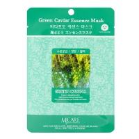 "Mijin CARE ""Green Caviar Essence Mask"""