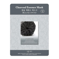 "Mijin CARE ""Charcoal Essence Mask"""