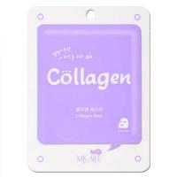 """Mijin Care """"on Collagen mask pack"""""""