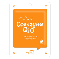 "Mijin Care ""on Coenzyme Q10 mask pack"""