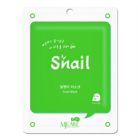 "Mijin Care ""on Snail mask pack"""