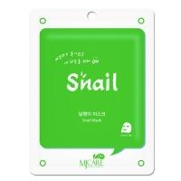 """Mijin Care """"on Snail mask pack"""""""