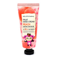 "Milatte ""Fashiony Fruit Hand Cream Peach"""