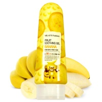 "Milatte ""Fashiony Fruit Soothing Gel Banana"""