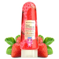 "Milatte ""Fashiony Fruit Soothing Gel Strawberry"""