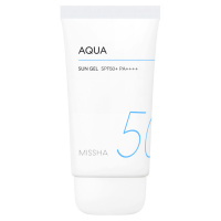 "Missha ""All Around Safe Block Aqua Sun Gel"""