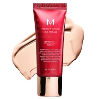 "Missha ""M Perfect Cover BB Cream #21 Light Beige"""
