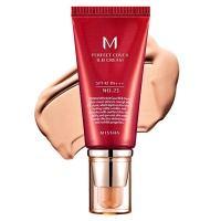 "Missha ""M Perfect Cover BB Cream #23 Natural Beige"" 50мл"